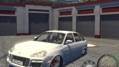 Photo of Mafia 2 – Porsche 2172 (Lada Priora)
