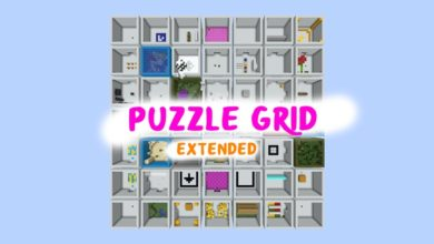 Photo of Minecraft – Puzzle Grid Extended Map