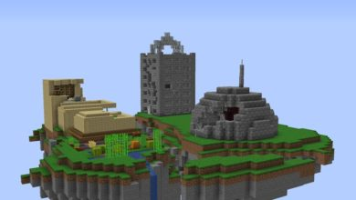 Photo of Minecraft – Skyblock Uncharted Survival Map