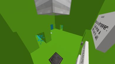 Photo of Minecraft – Space Wrap 2 Puzzle Map