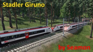 Photo of Transport Fever 2 – Stadler Smile (SBB RABe 501 Giruno)