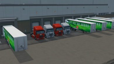 Photo of Cities Skylines – Supermarket Delivery Trucks + Props No DLC Required V2