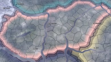 Photo of Hearts of Iron IV – Tiles Galore Expanded Provinces