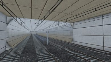 Photo of Transport Fever 2 – Underground Depot And Reversing Facility