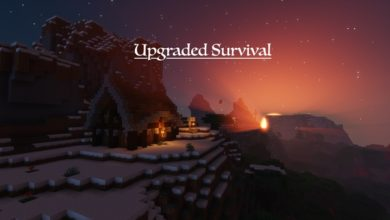 Photo of Minecraft – Upgraded Survival Map