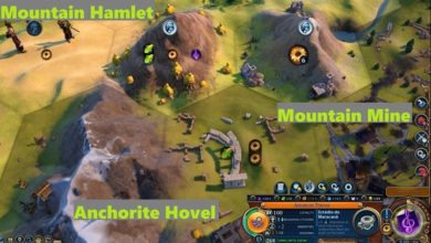 Photo of Civ 6 – A Mountain Is Fine Too (GS)