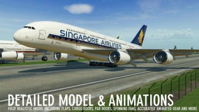 Photo of Transport Fever 2 – A380 Pack