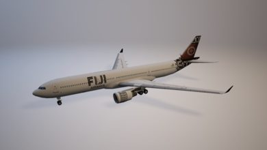Photo of Cities Skylines – Airbus A330 Fiji Airways