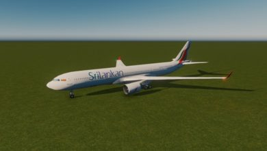 Photo of Cities Skylines – Airbus A330 Sri Lankan Airlines