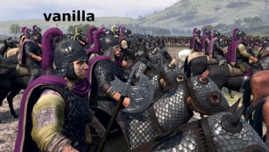 Photo of Total War: Attila – Bright Weapon Textures (No Black Weapons)