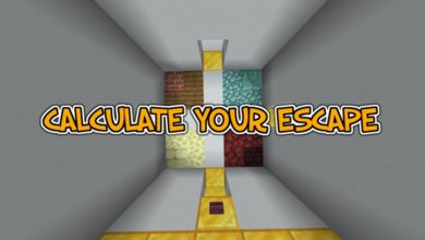 Photo of Minecraft – Calculate Your Escape Map