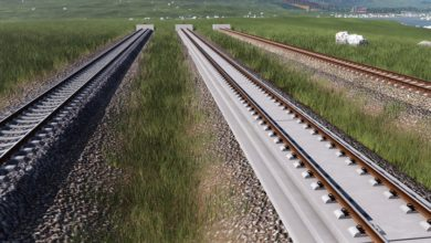 Photo of Transport Fever 2 – China Track with Catenary Basic Pack