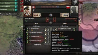 Photo of Hearts of Iron IV – Combat Width Redesigned