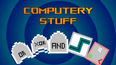 Photo of Minecraft – Computery Stuff Puzzle Map