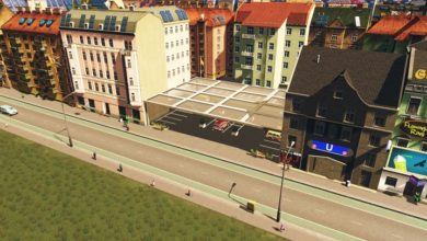 Photo of Cities Skylines – Covered Parking