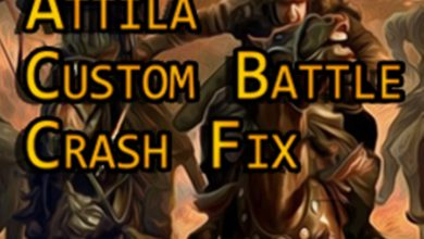 Photo of Total War: Attila – Custom Battle Crash Fix