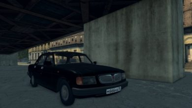 Photo of Mafia 2 – 1999 Gaz 3110 Car Mod