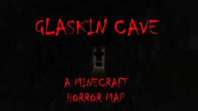 Photo of Minecraft – Glaskin Cave Horror Map