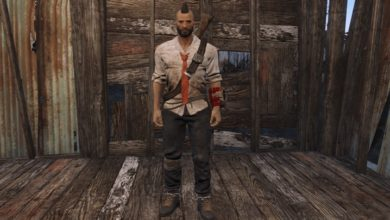 Photo of Fallout 4 – Journalist Outfit