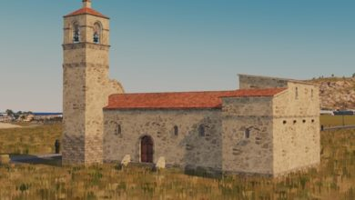 Photo of Cities Skylines – Mediterranean Church 2