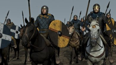 Photo of Total War: Attila – Mercia Reskin (Charlemagne DLC)