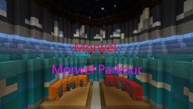 Photo of Minecraft – Morwel Parkour Map