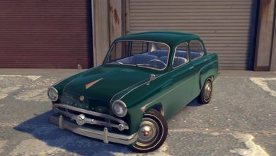 Photo of Mafia 2 – 1959 Moskvich 407 Car Mod