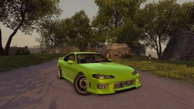 Photo of Mafia 2 – Nissan Silvia S15 Car Mod