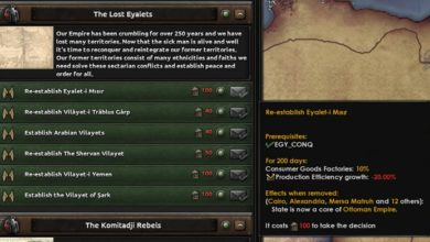 Photo of Hearts of Iron IV – KR – Ottoman Empire