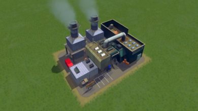 Photo of Cities Skylines – Pollution-Free Incinerator
