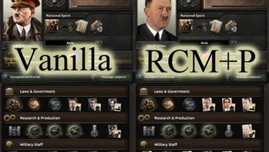 Photo of Hearts of Iron IV – Real Color Ministers