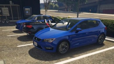 Photo of GTA 5 – Seat Leon FR 2019 Car Mod