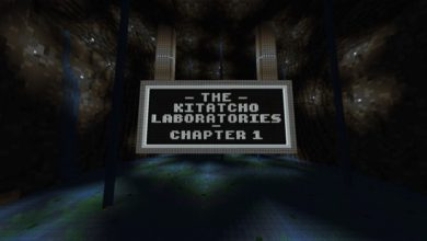 Photo of Minecraft – The Kitatcho Laboratories Chapter 1 (Reboot) Puzzle Map
