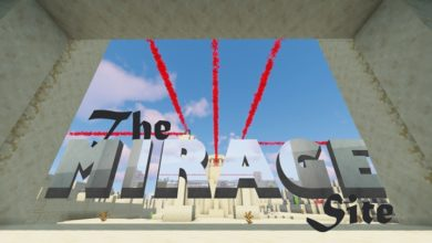 Photo of Minecraft – The Mirage Site Puzzle Map