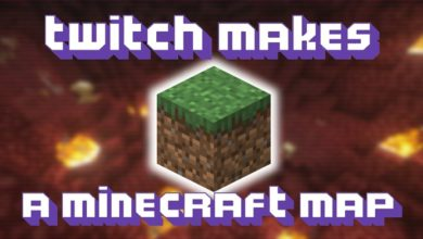 Photo of Minecraft – Twitch Makes A Variety Map