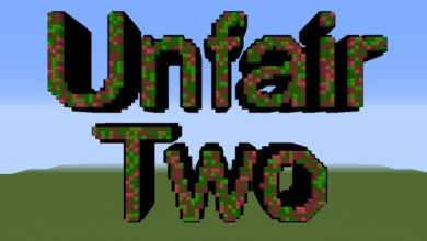 Photo of Minecraft – Unfair Two Puzzle Map