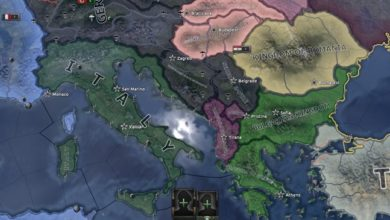 Photo of Hearts of Iron IV – Universal Colored Puppets (New Ways)