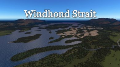 Photo of Cities Skylines – Windhond Strait