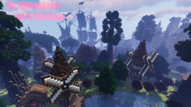 Photo of Minecraft – An Adventure of A Lifetime A Fully Voiced Adventure Map