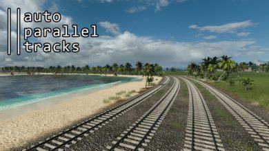 Photo of Transport Fever 2 – Auto Parallel Tracks