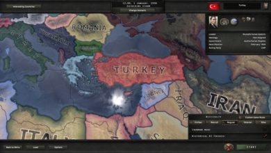 Photo of Hearts of Iron IV – Battle For Bosporus Turkey Adjustments