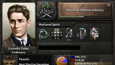 Photo of Hearts of Iron IV – Corneliu Zelea Codreanu