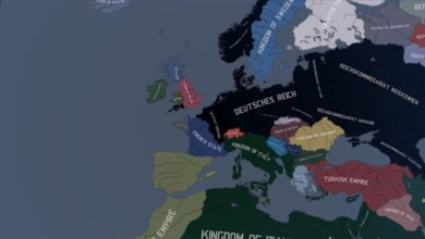 Photo of Hearts of Iron IV – Historic Geographical Overhaul