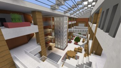 Photo of Minecraft – Left 4 Dead 2 Mall Atrium Creation Map