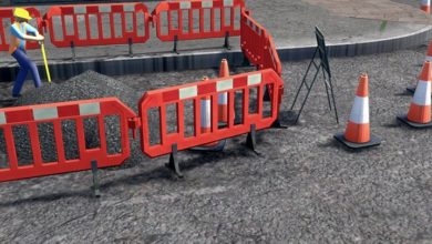 Photo of Cities Skylines – Safety Barrier