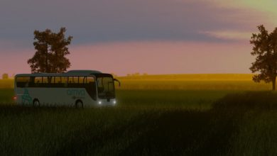Photo of Transport Fever 2 – Sunset