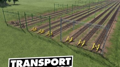 Photo of Transport Fever 2 – Swedish Track and Catenary V1.0