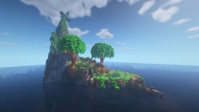 Photo of Minecraft – Sworld Island Creation Map