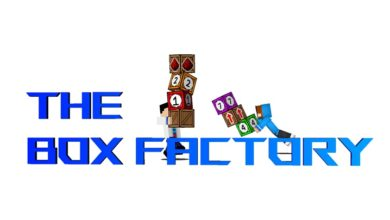 Photo of Minecraft – The Box Factory Puzzle Map