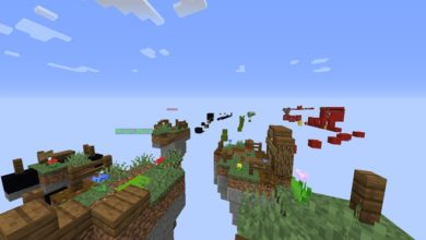 Photo of Minecraft – Wool Parkour Map